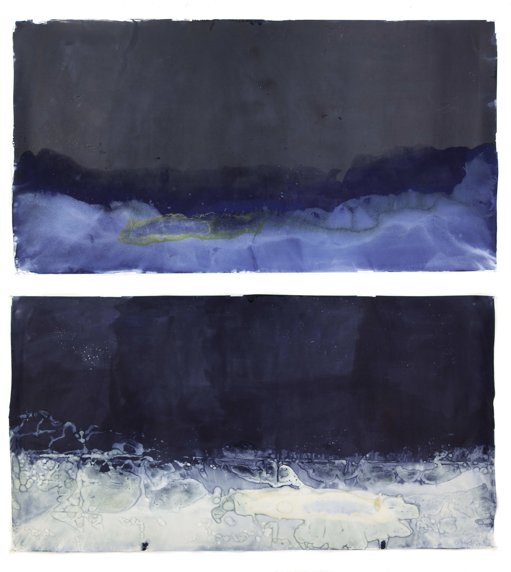 Littoral Drift #62 by Meghann Riepenhoff