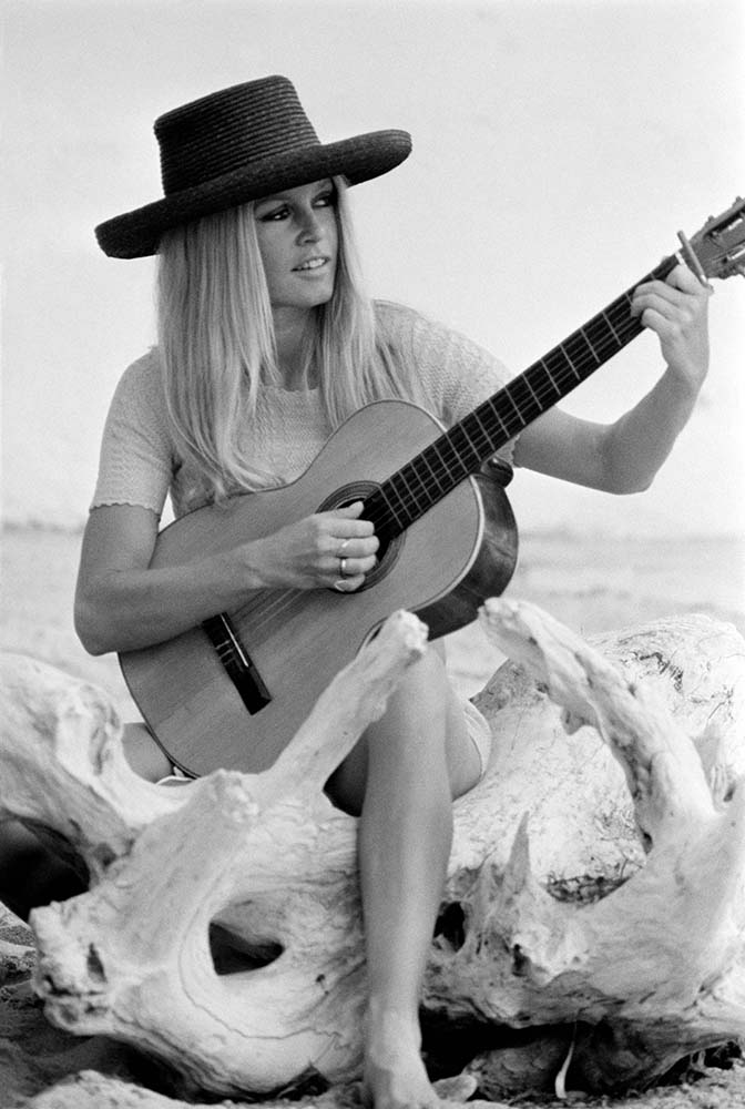 Brigitte Bardot in France, 1967