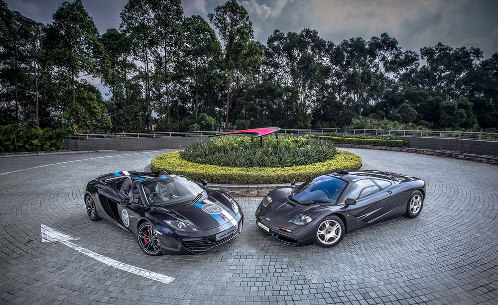 Mclaren F1 - Dream Supercars