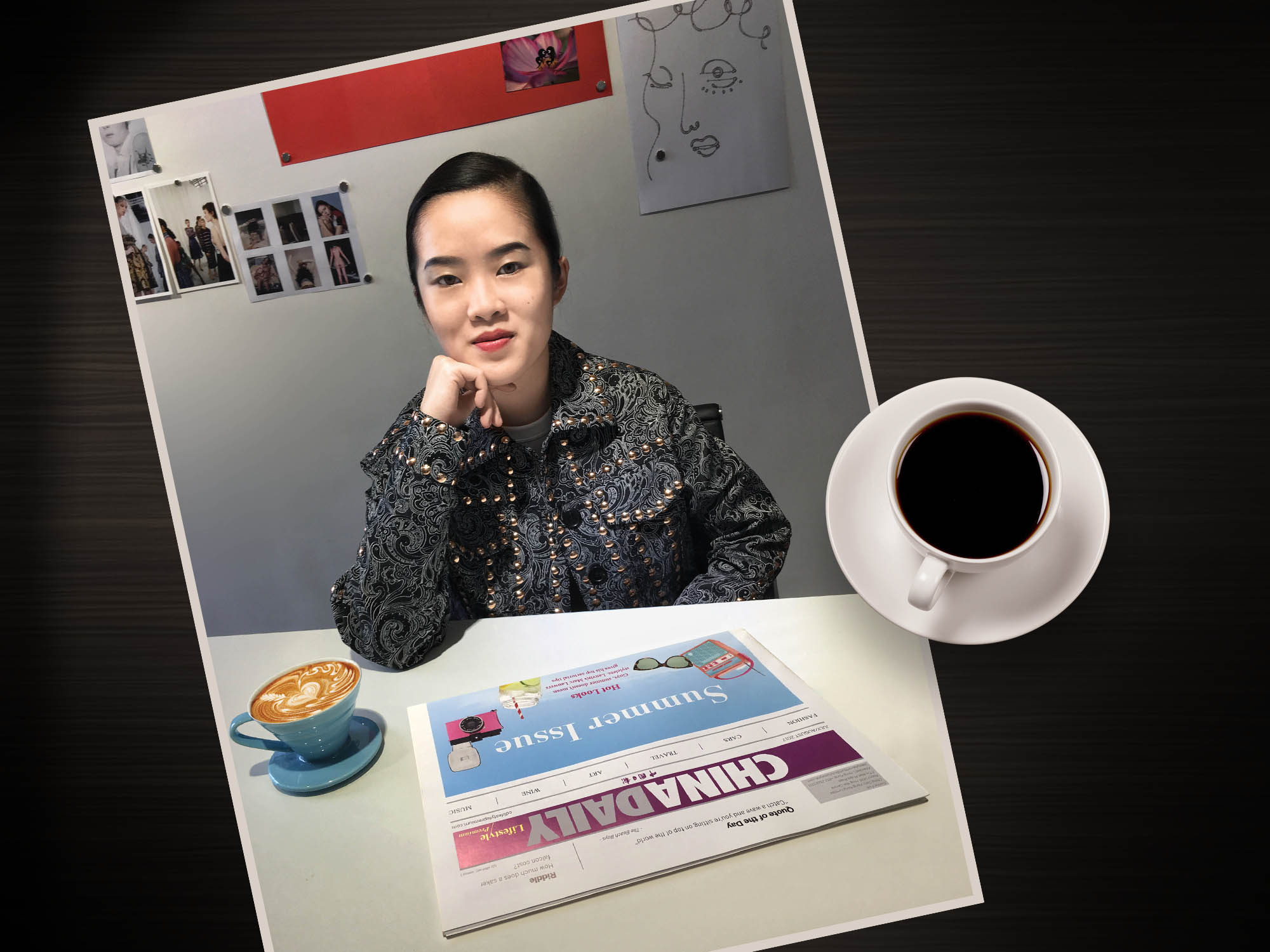 China daily lifestyle premium head copyg biocorpaavc Gallery