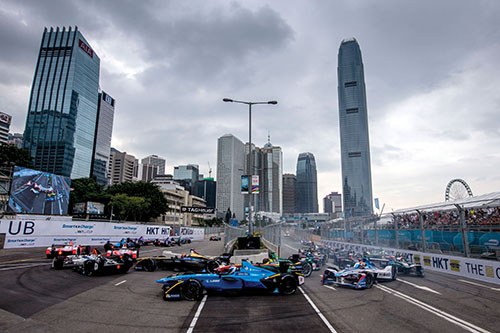 The Hong Kong E-Prix brings Formula E racing to the city