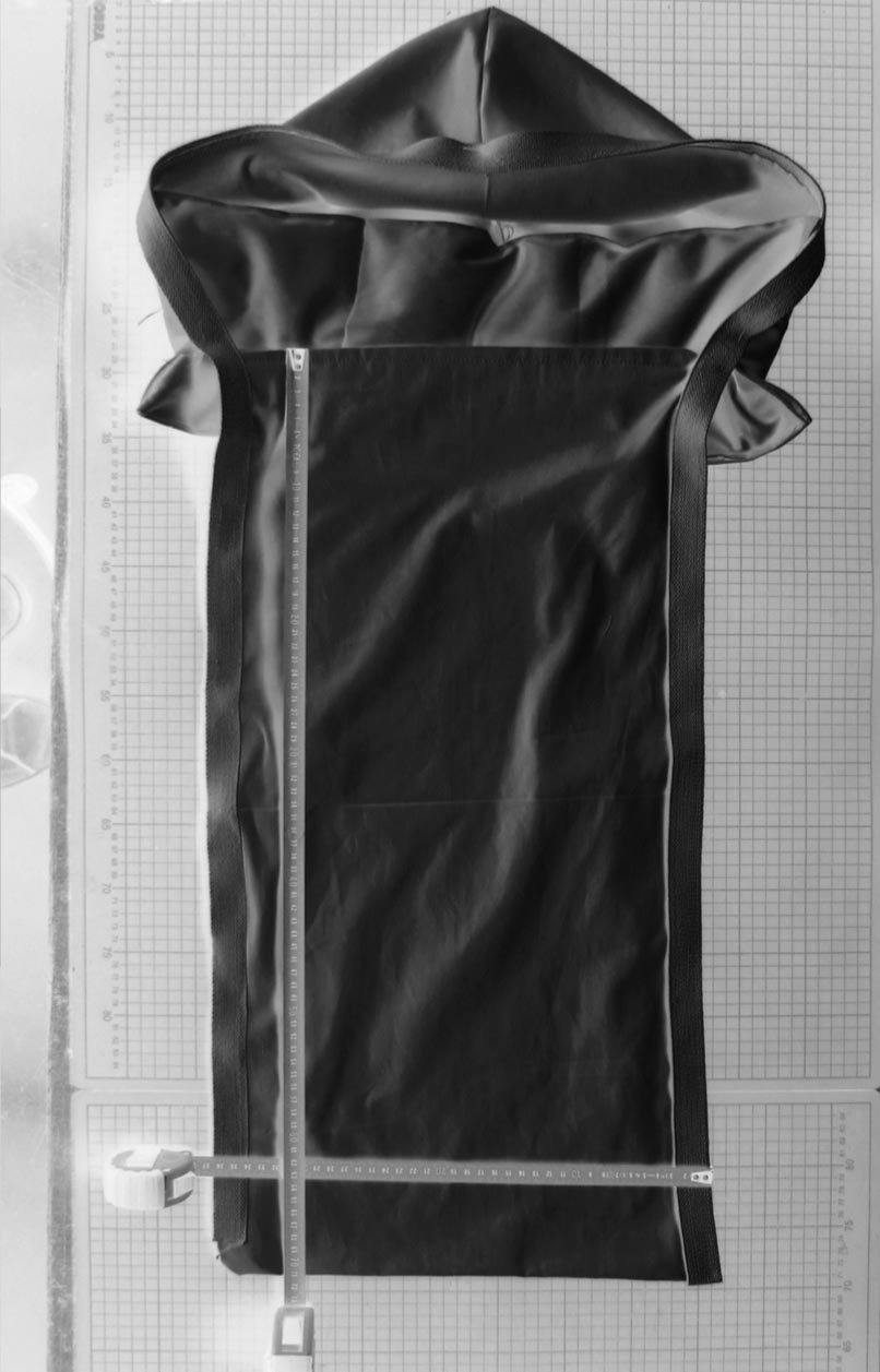 Konstantin Grcic's design is inspired by Fluxus artist Joseph Beuys' fishing vest