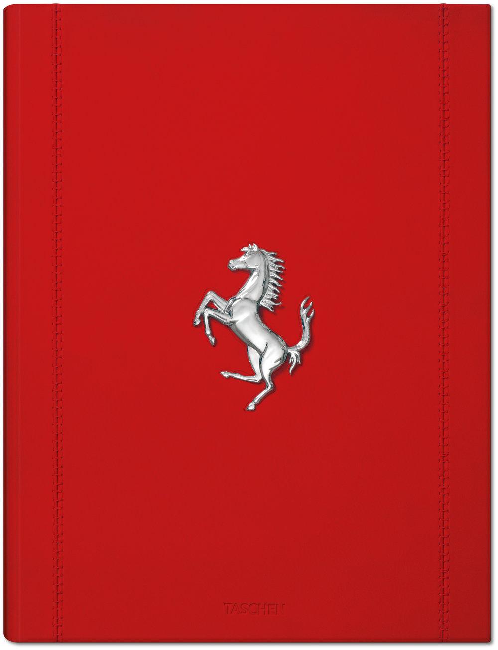 Ferrari  by Pino Allievi