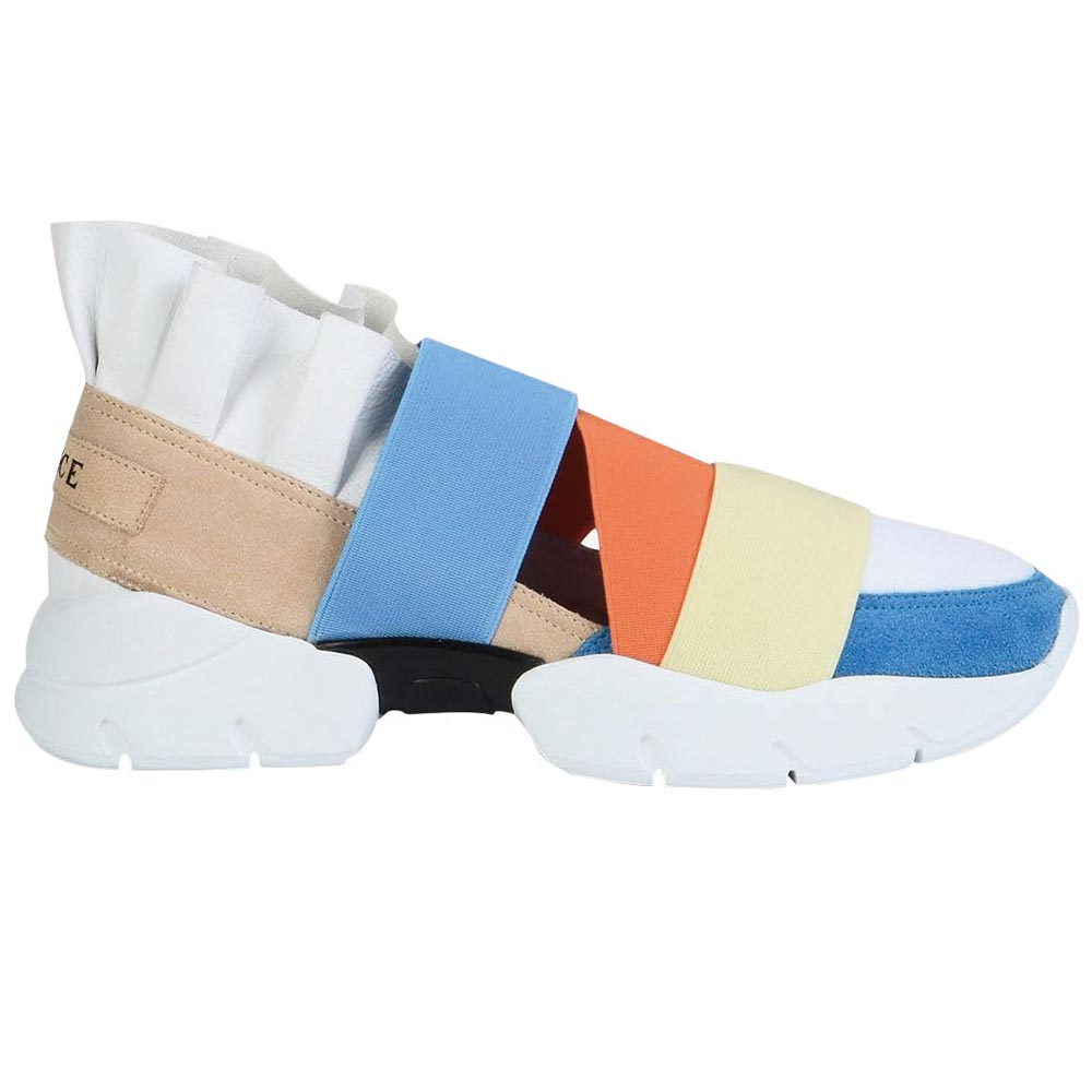 City Up slip-on sneaker, <br>Emilio Pucci