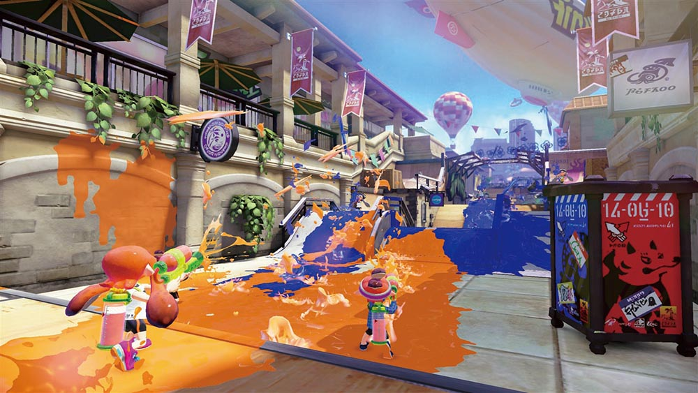 Splatoon (2015)