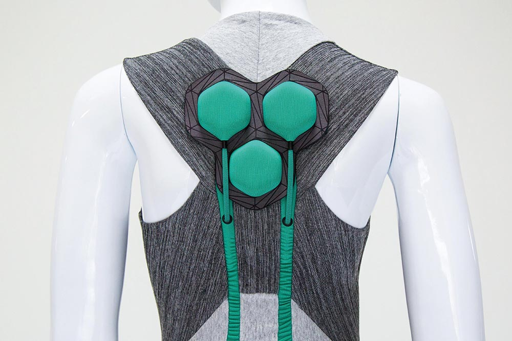 Superflex, Aura-powered bodysuits, <br>Yves Béhar