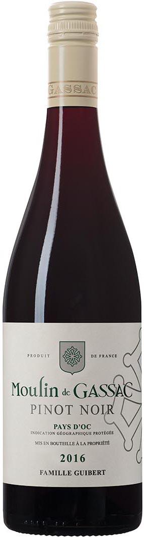 Vins de Cépages Pinot Noir 2017