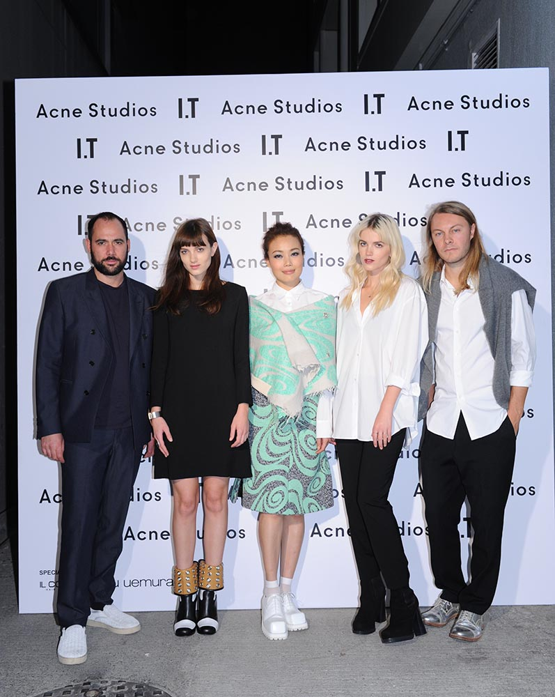 2014: Acne Studios Store Opening
