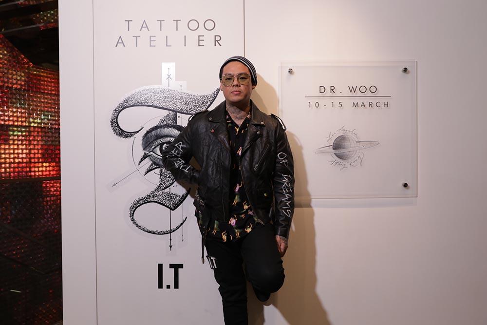 2018: I.T Tattoo Atelier