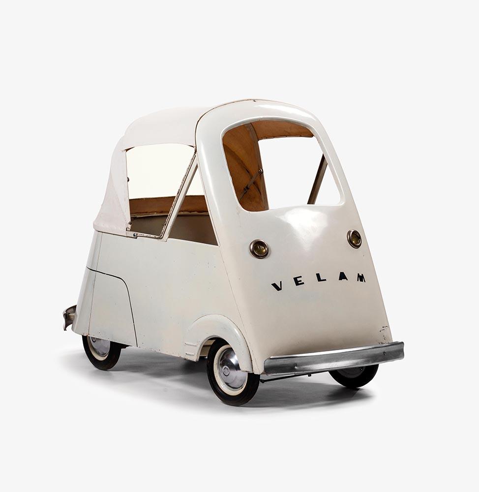 Isetta pedal car (1957), Velam