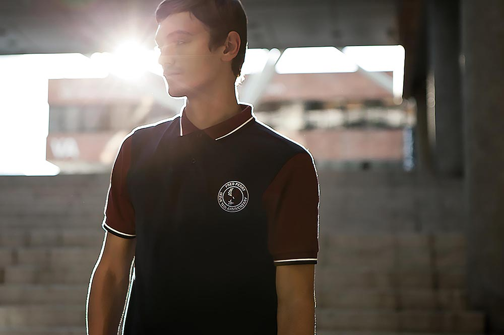 Izzue x Fred Perry (2014)