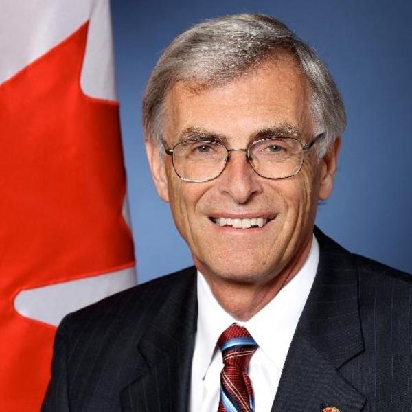 The Honourable James Cowan, Q.C.  Halifax Lawyer, Retired Nova Scotia Senator