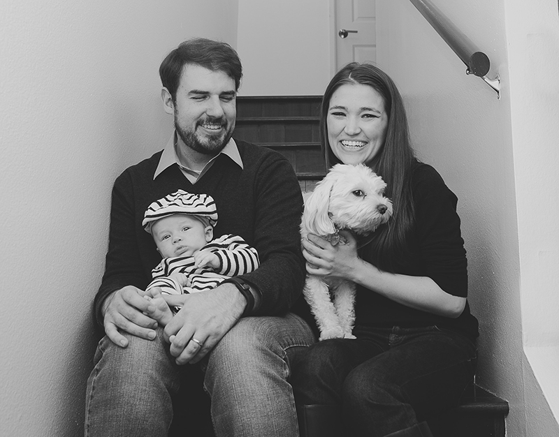 Lifestyle Family Portraiture