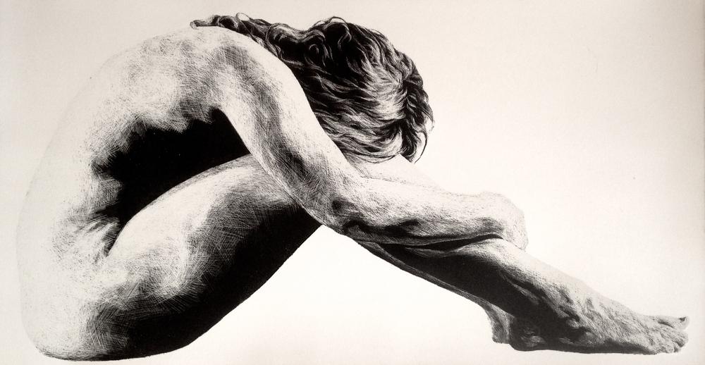 "8.5x16"", Lithograph, 2015"