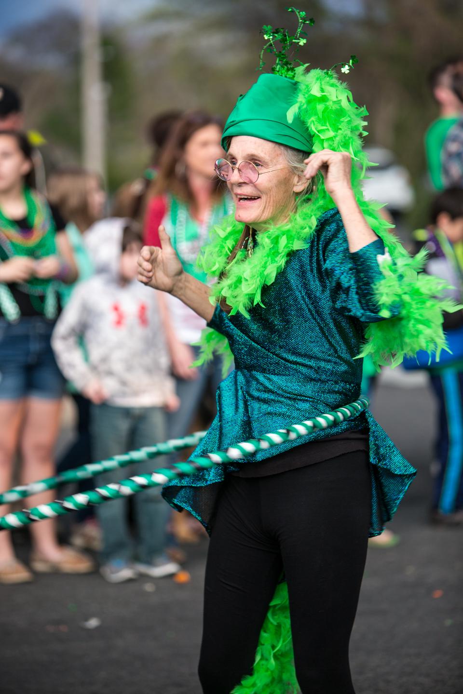 Hula Hoopin' Granny