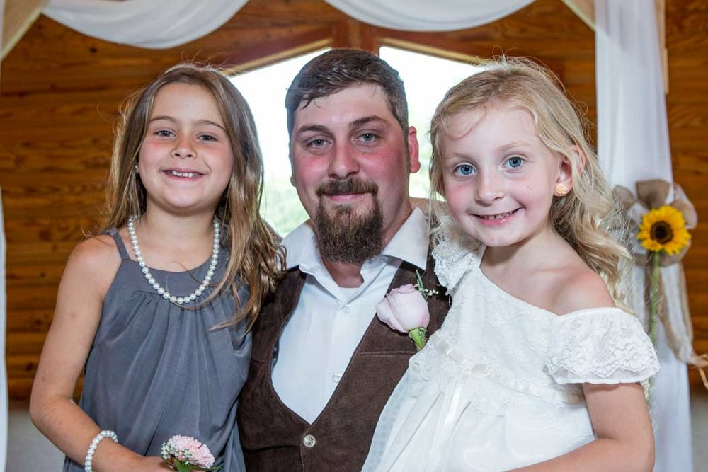 Groom and the Girls