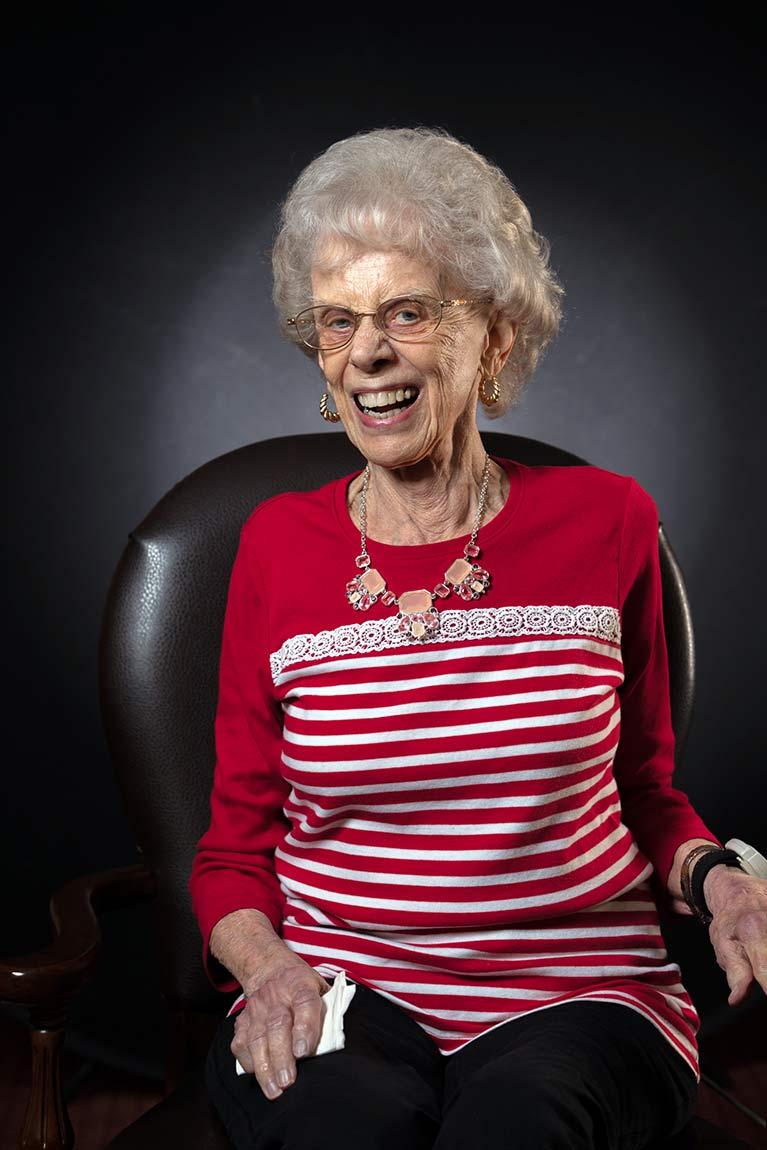 Helen Sheenan, 90