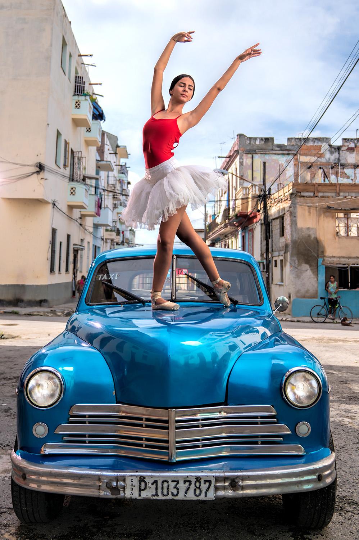 Gabi in Havana