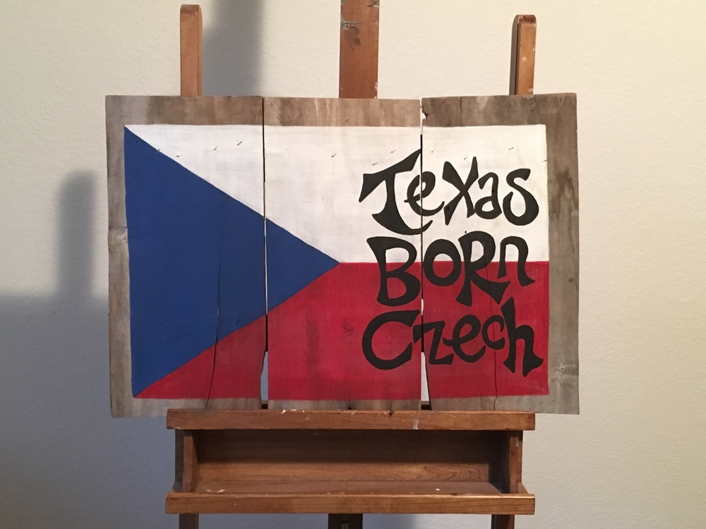 Texas Born Czech