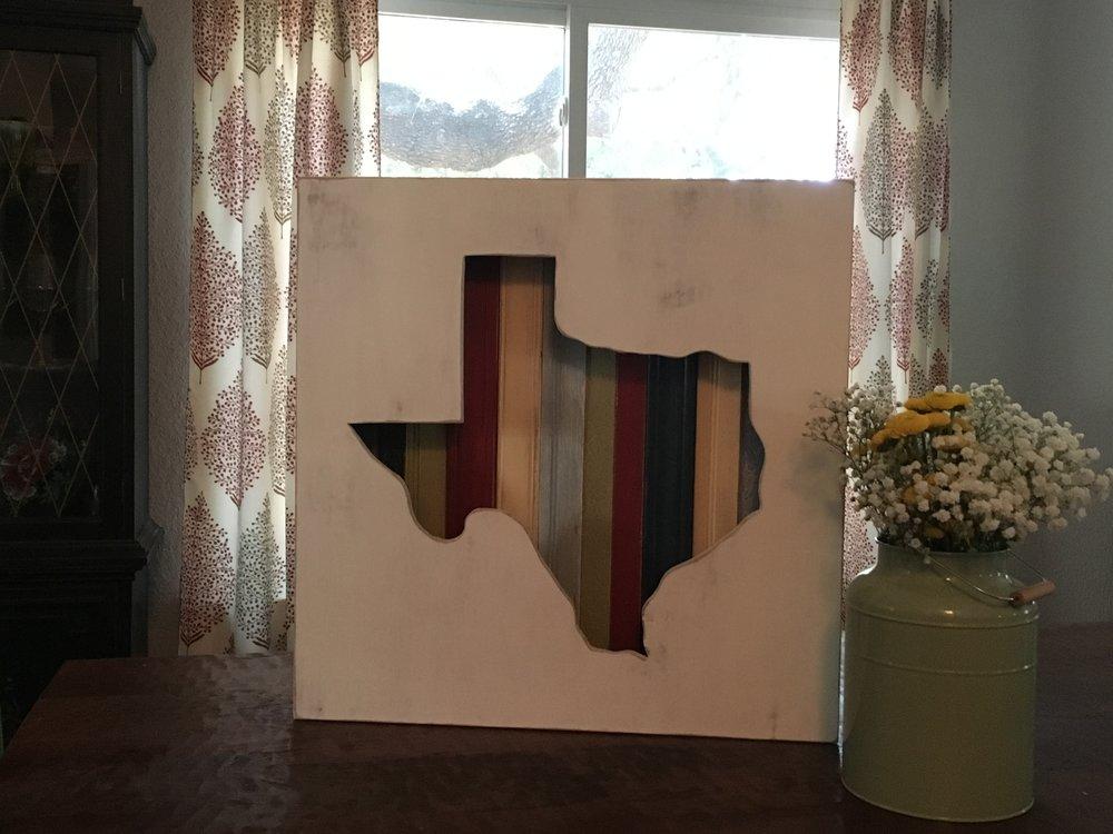 Boxed Texas