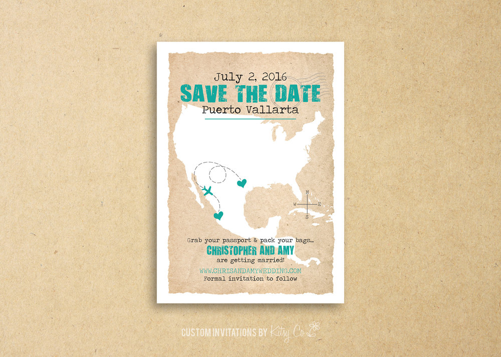 Destination Save the Date