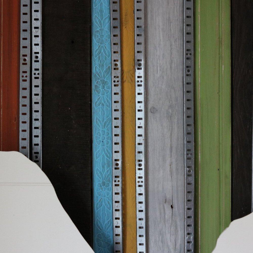 Kitsy Co Wood Art Close-up