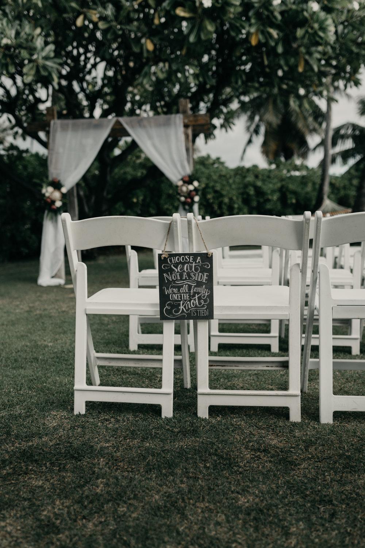 Hawaii Estate Wedding