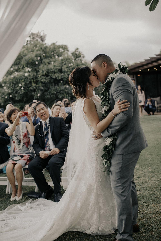 Hawaii Kai Estate Wedding