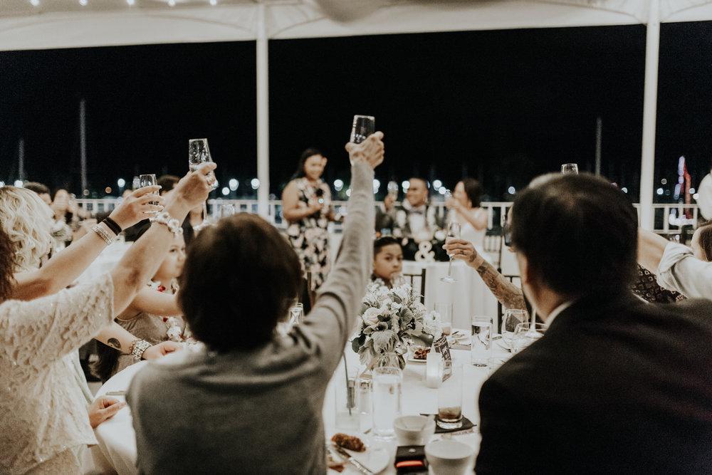 The Modern Honolulu Wedding