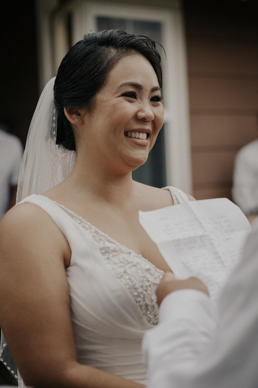 Backyard Wedding in Hawaii