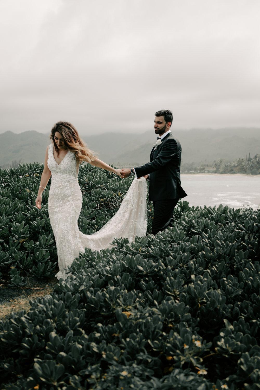 Laie Wedding