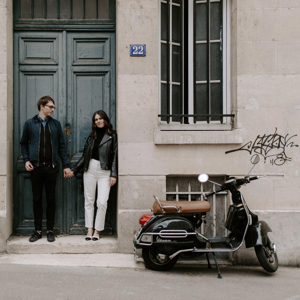 Montmartre Photographer