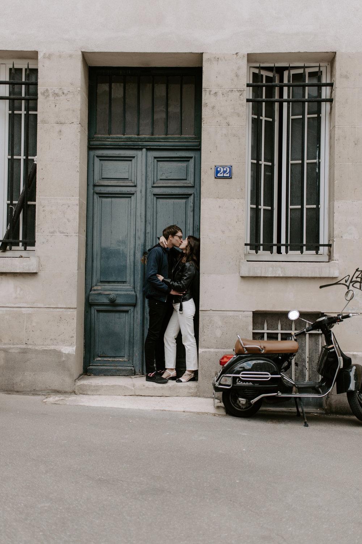 Montmartre Wedding Photographer