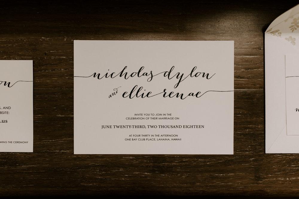 Wedding Invitaions
