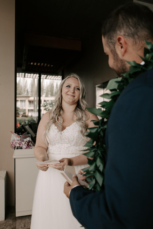 Merriman's Kapalua Wedding