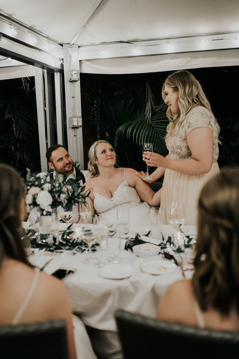 Maid of Honor Speech Pictures