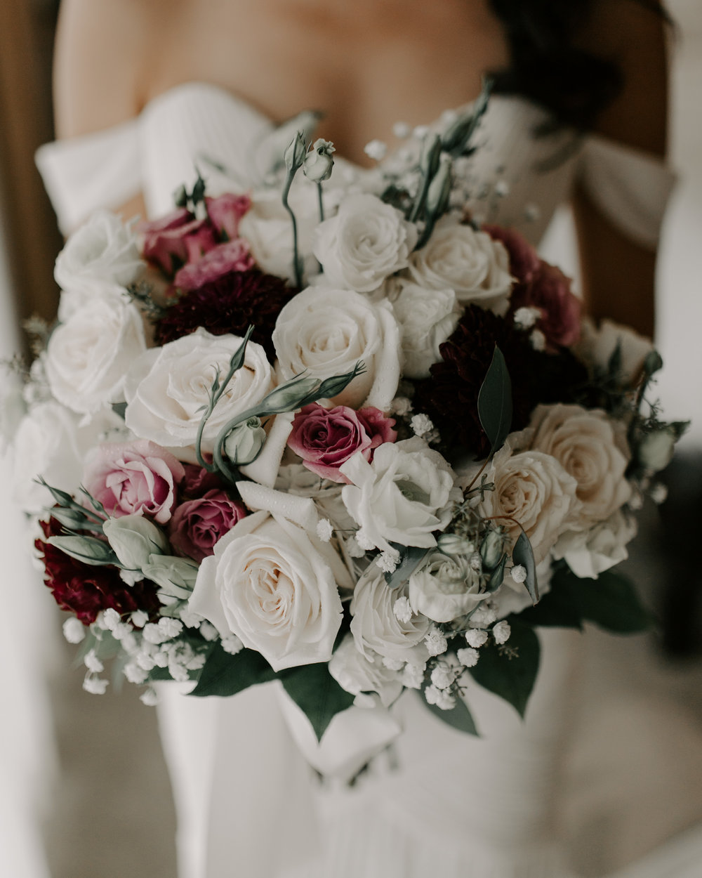 Florist Grand Wedding Bouquet