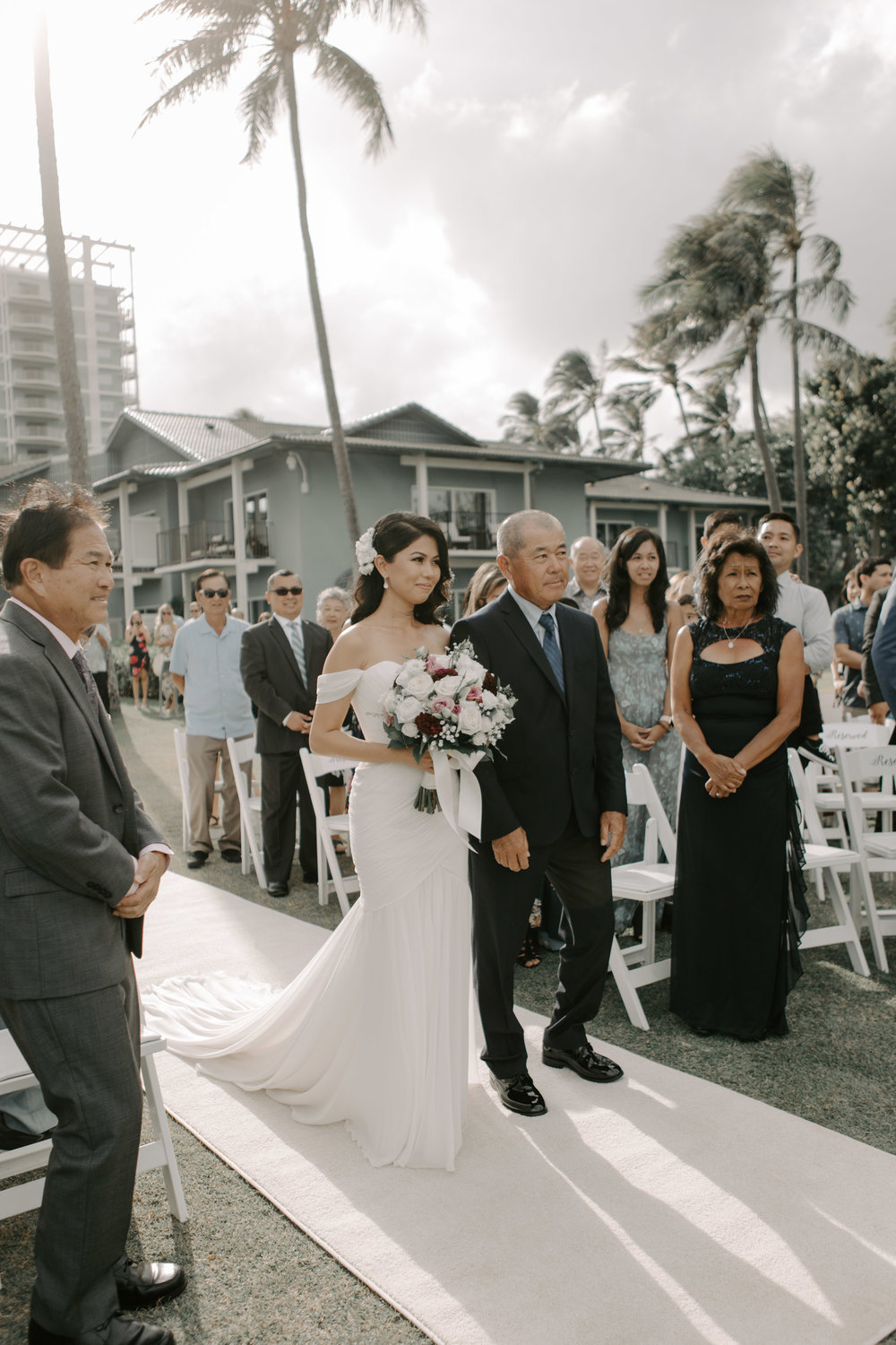 The Kahala Hotel & Resort Ceremony