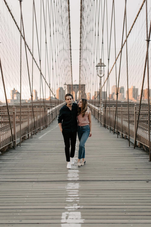 Brooklyn Bridge NYC Wedding Photographer