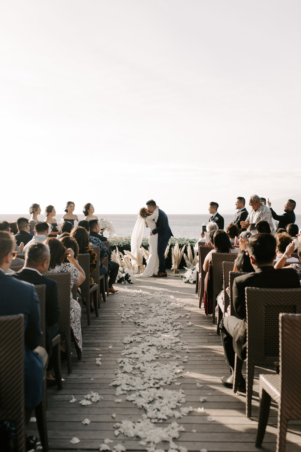 Merrimans Kapalua Maui Wedding By Maui Wedding Photographer Desiree Leilani