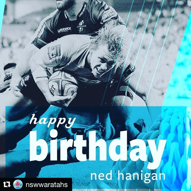 Happy birthday to the legend @shedhanigan from the team at @your_skills_academy! Thanks for all your support over the years mate 👍 Looking forward to supporting the @nswwaratahs in the derby this weekend 🏉 #YSA #yourskillsacademy #schoolholidaysportscamps #sportscamps #rugbyunion #rugby