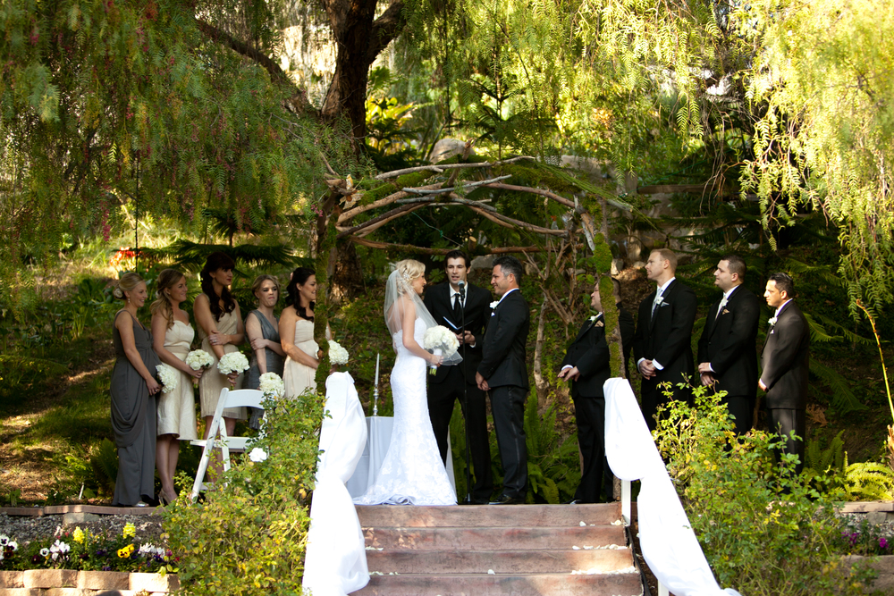 Wedding at The Vineyards