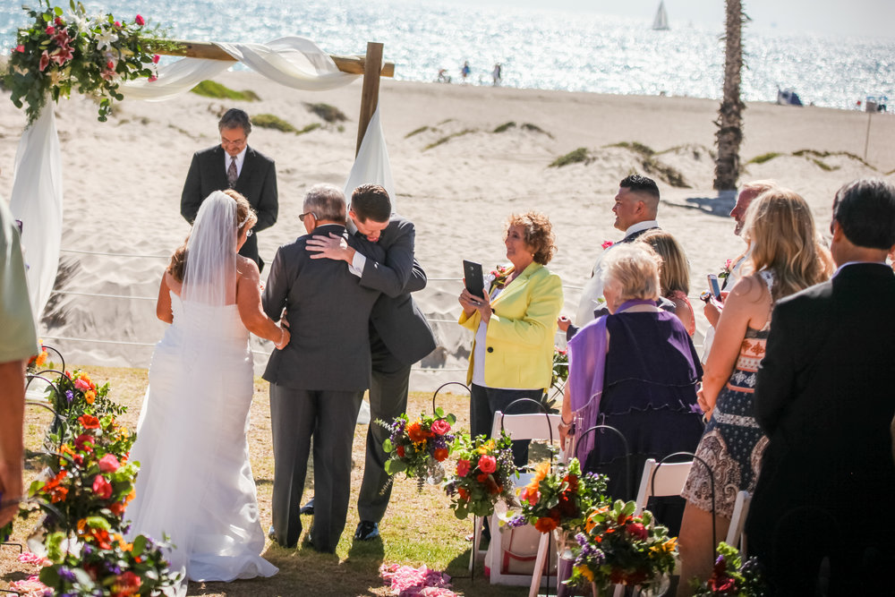 Oxnard Shores Nuptials — Events by M and M