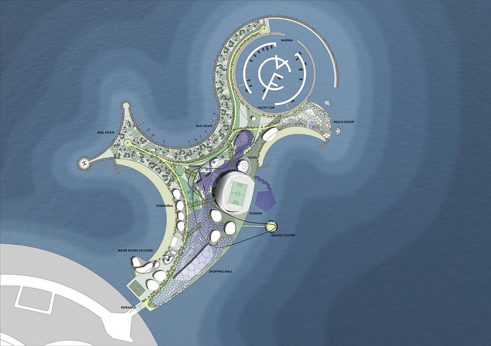 BOIFFILS-Real Madrid Resort Island-Masterplan.jpg