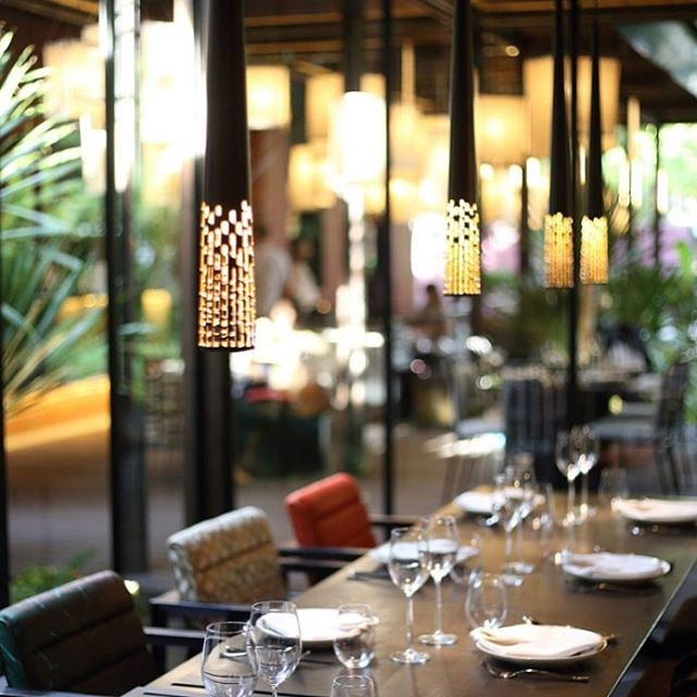 Details at SPIRIT Restaurant we designed for Jim Thompson in Bangkok . . . . . . . . #spiritjimthompson #spirit #restaurant #finedining #jimthompson #interiordesign #design #architecture #architect #bangkok #thailand #french #design #luxury #garden #landscape #tropical #archilovers #architecturelovers #architecturephotography #archdaily #architecturedaily #architectureporn #archiporn #architecturehunter #architecturegram #architecturetoday #architecture_view #worldplaces #boiffils #boiffilsarchitectures