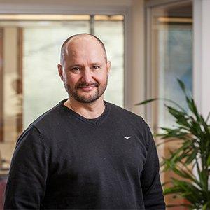 Tekninen johtaja, Aki Stolt