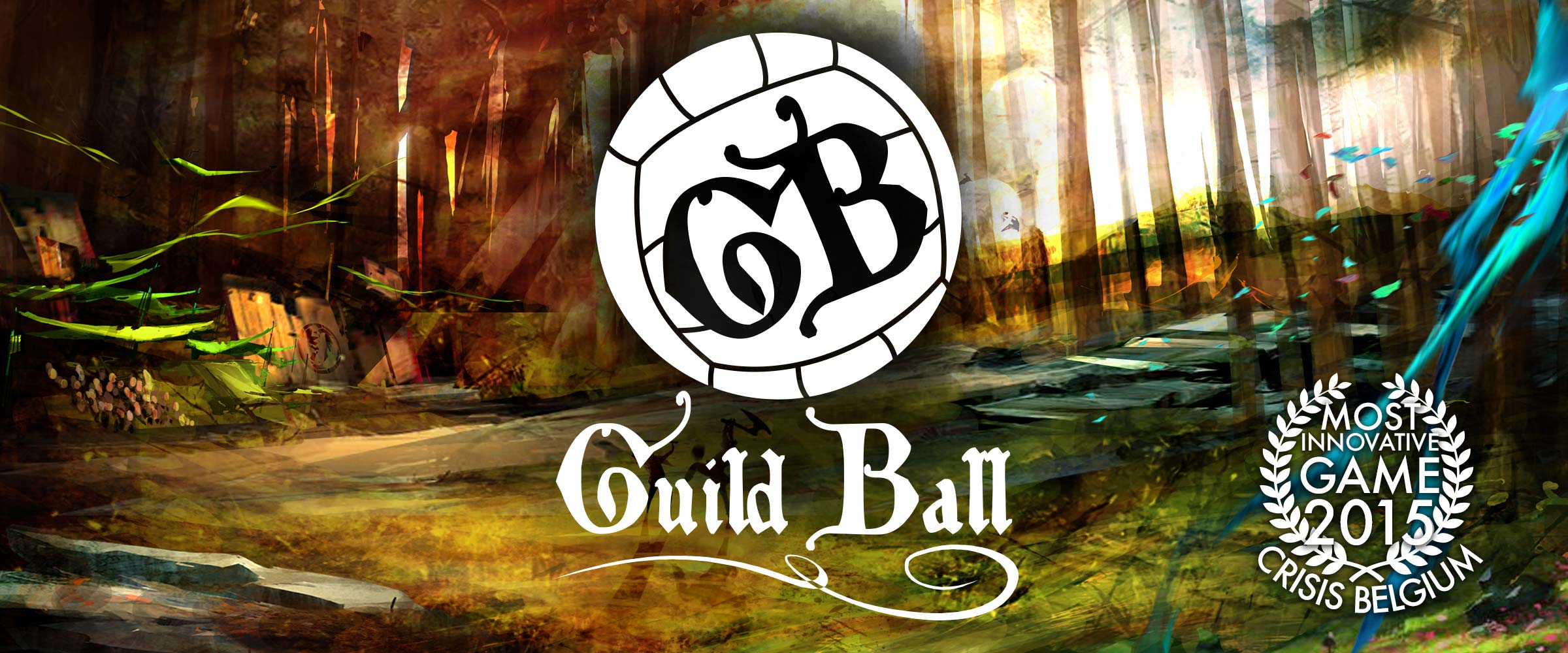 Guild Ball Logo