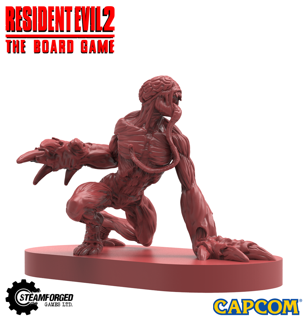 Resident Evil™ 2: The Board Game - Enemies — Steamforged Games