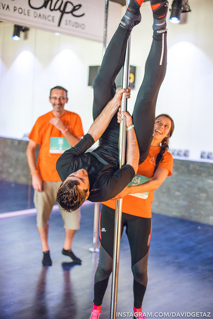 pole dancing Pop in Geneve