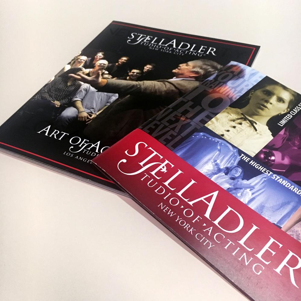 Stella Adler Catalog
